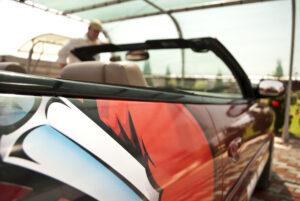 Брандиране на автомобил с висококачествени PVC фолиа