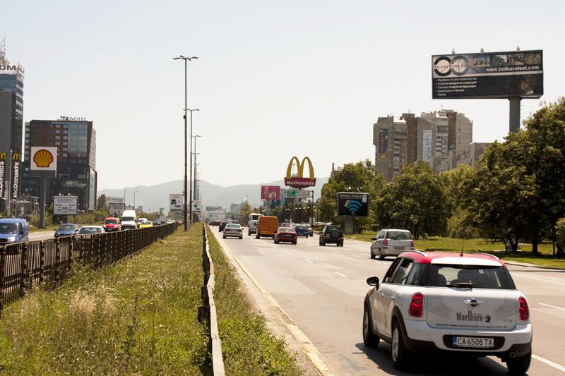 Отпечатване на билборди и кампания за външна реклама