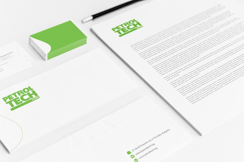 Изработка на лого и пълна корпоративна идентичност